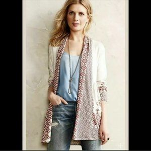 One September from anthropologie cardigan